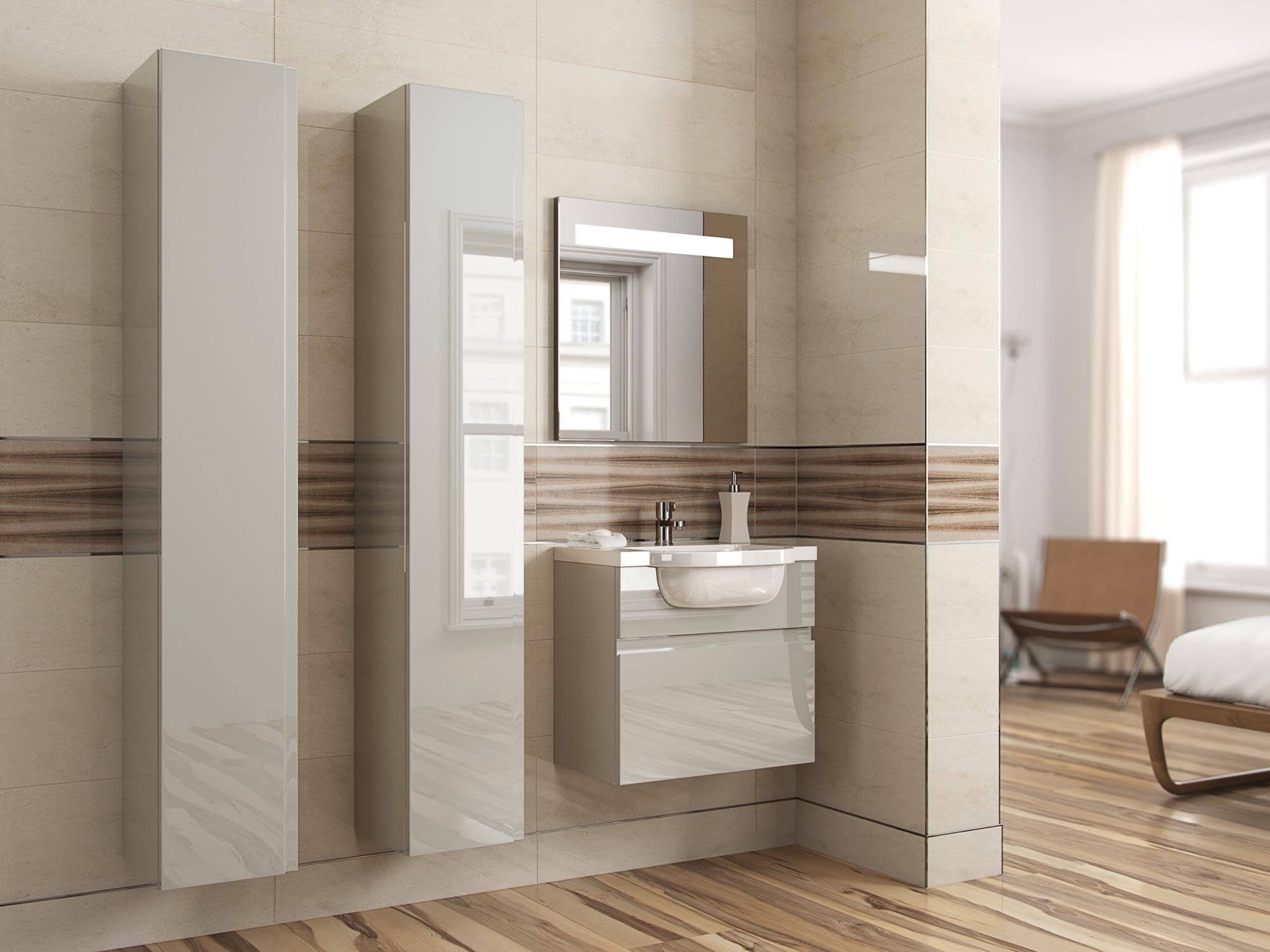 Bathrooms Hilton Installations - Integra furniture